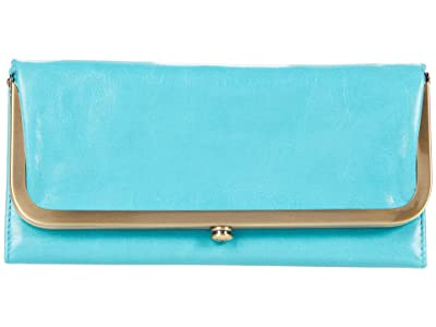 Hobo Rachel (Aqua) Clutch Handbags