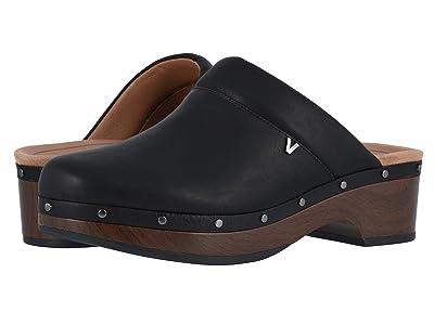 VIONIC Kacie Leather (Black) Women