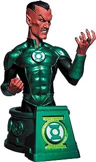 DC Collectibles Blackest Night Sinestro as Green Lantern Bust