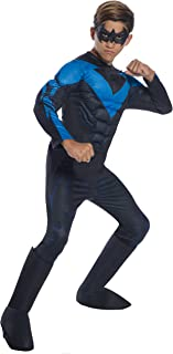all nightwing costumes