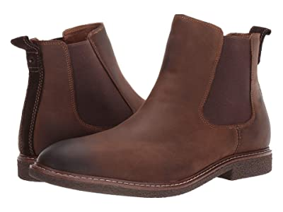 Lucky Brand Brentwood (Walnut Burnished Crazy Horse) Men