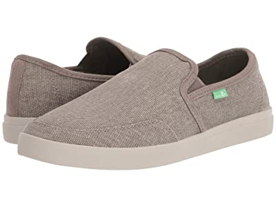 Sanuk Vagabond Slip-On Sneaker (Brindle) Men