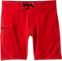 O'Neill Kids Hyperfreak S-Seam Walkshorts (Toddler/Little Kids)