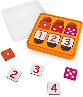 Osmo - Genius Numbers Game - Ages 6-10 - Math Equations & Confidence - for iPad and Fire Tablet (Base Required)