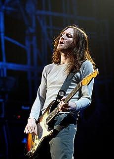 NewBrightBase John Frusciante - Póster de Tela enrollada para Pared (81 x 61 cm, 43 x 33 cm)
