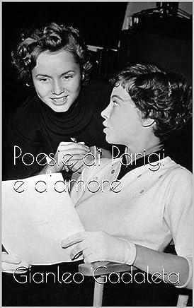 Poesie di Parigi e damore
