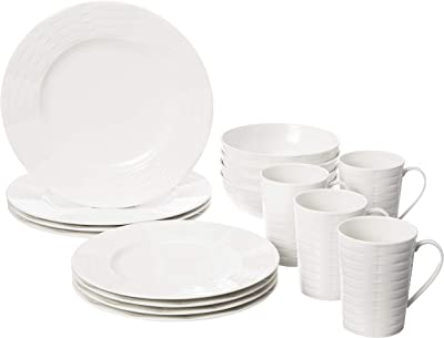 Lenox E365 Sculpture dinnerware set