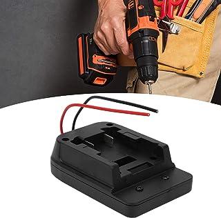 Batterijomvormer, Power Tool Batterijenadapter Universeel voor Milwaukee M18 18V lithiumbatterijomvormer