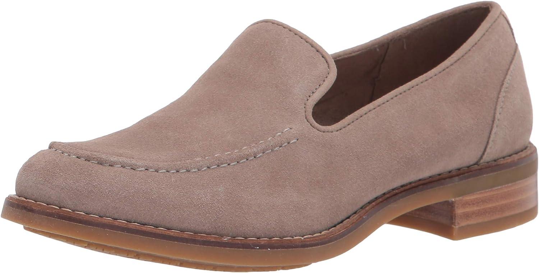 Sperry Women's Fairpoint Loafer Suede Sneaker