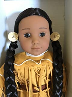 indian american girl doll
