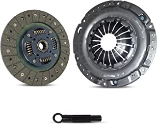 Clutch Kit Works With Saturn Vue Base Sport Utility 4-Door 2002-2006 2.2L 134Cu. In. l4 GAS DOHC Naturally Aspirated