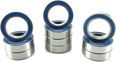 10x15x4mm Precision Ball Bearings ABEC 3 Rubber Seals (10) 6700-2RS-BU