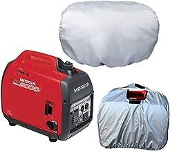 Matler Generator Cover for Honda Eu2000i Eu2200i, All Season Outdoor Storage Cover,Protect Against Dust, Debris, Rain Weather