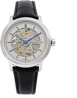 Raymond Weil - Reloj Automático Raymond Weil Maestro Skeleton, 39,5mm, 2215-ST-65001