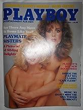 Playboy Magazine, April 1985
