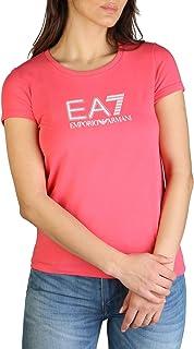 EA7 Women's 3GTT17_TJ12Z T-shirt Pink
