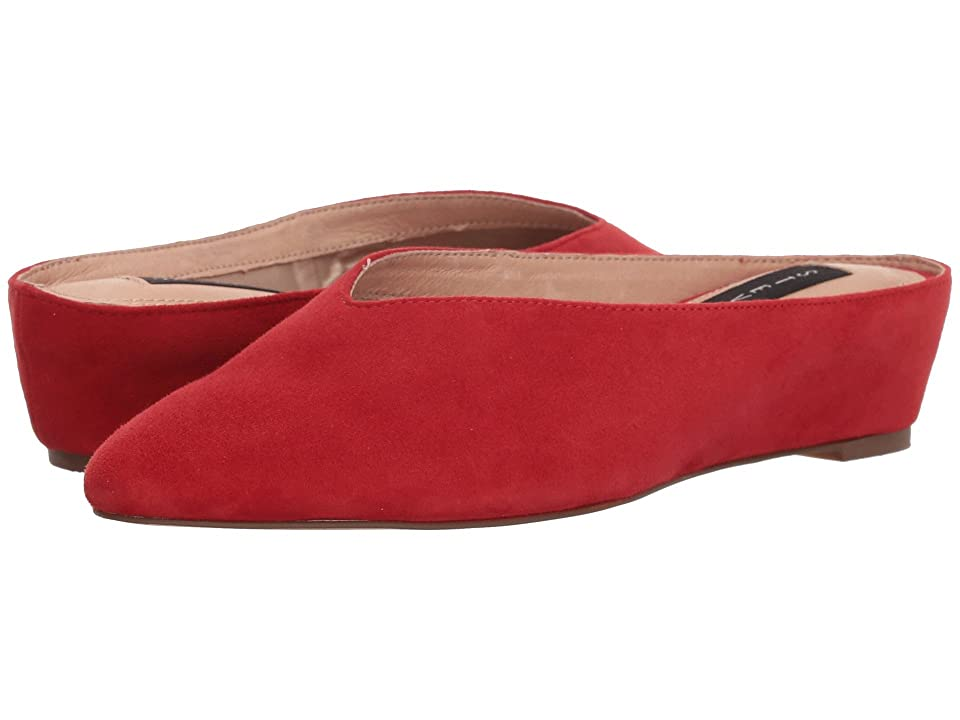 Steven Aries (Red Suede) Women