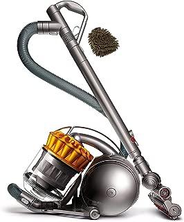 205779-01 Dyson Ball Multifloor Canister Vacuum Cleaner (Complete Set) w/Bonus: Premium Microfiber Cleaner Bundle