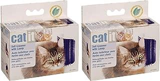 Catit Self Groomer with Catnip [Set of 2]