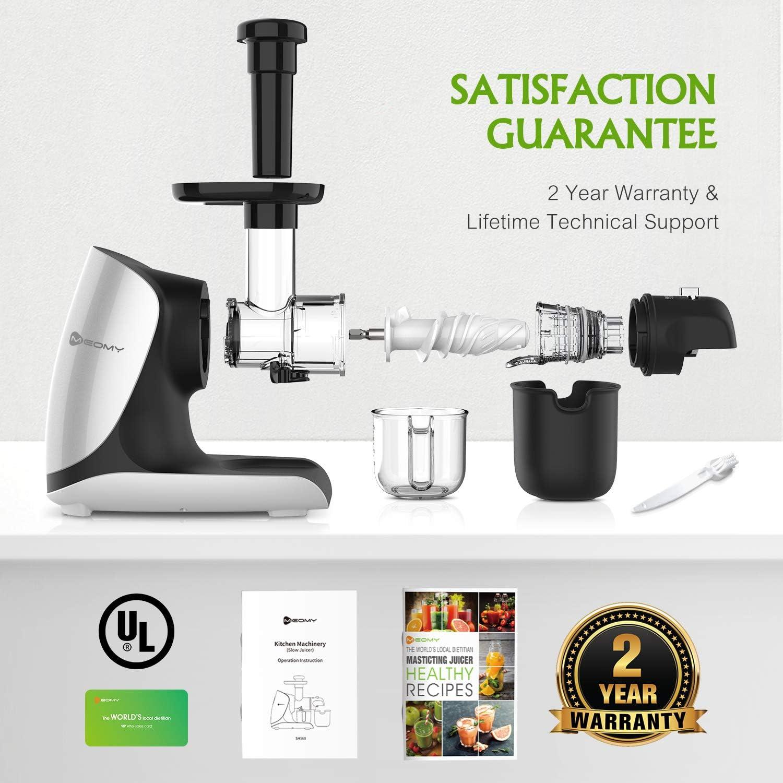 ghdonat.com Kitchen & Dining Masticating Juicers 2-Modes High ...