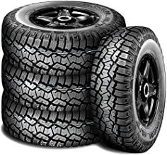 Set of 4 (FOUR) Suretrac Radial A/T All-Terrain Tires - 35X12.50R20LT 121S E (10 Ply)