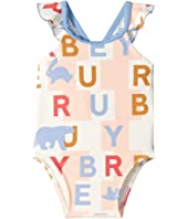Burberry Kids - Crina One-Piece (Infant/Toddler)