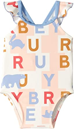 f8a63451971e7 Pale Rose. 7. Burberry Kids. Crina One-Piece (Infant/Toddler). $69.99MSRP:  $100.00. Luxury. Antique Yellow Check