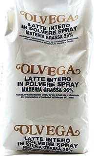 comprar comparacion Leche En Polvo Entera Para Adultos, Pastelería Y Helados - 1 Kg - Made in Italy