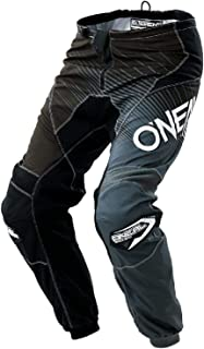 O'NEILL 0108-122 - Oneal Element 2018 Racewear Youth - Pantalones de motocross (22 unidades), color negro y gris