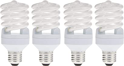 OSRAM Duluxstar Mini Twist Compact Fluorescent Integrated, Spiral Shape (23w) Screw, Base- E27, 1600 lm - Day Light 6500K ...