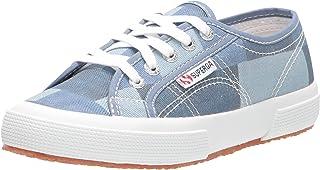 Superga 2750 Denim Patchwork womens Sneaker