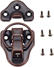 Nologo SSB-JIAJUPJ, 1st 68 * 38mm jaargang slot ijzeren sieraden borst gift box Toggle slot koffer gevlokken haak haak W/s...