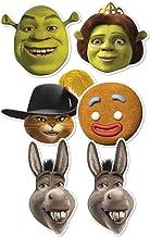 "Star Cutouts SMP353 ""Shrek"" Cardboard Mask (Pack of"