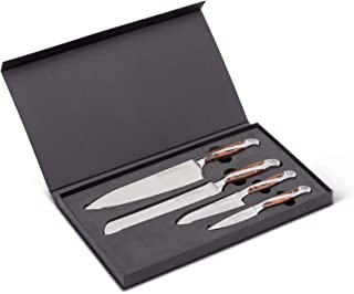 Hammer Stahl 4 Piece Cutlery Collection, Stainless Steel