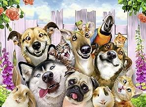 Ravensburger Puzzle 10045Cute Animal Selfie