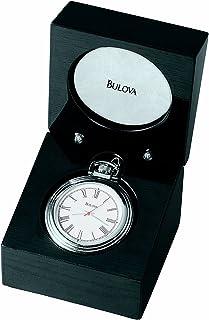 ساعت جیبی Bulova B2663 ASHTON II با جعبه ارائه رومیزی