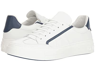 Salvatore Ferragamo Borg Sneaker (Gesso) Men