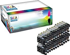 Skia HIGH LC-103 DCP J152W MFC J245 J285DW J4310DW J4410DW J450DW J4510DW J4610DW J470DW J4710DW J475DW J650DW J6520DW J6720DW J6920DW J6920DW J870DW J875DW CompatbIble Ink Cartridges (24 Pack)