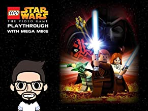 Lego Star Wars The Video Game Playthrough With Mega Mike