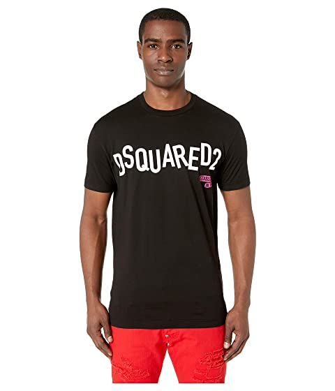 DSQUARED2 Disco Punk Cool Fit T-Shirt