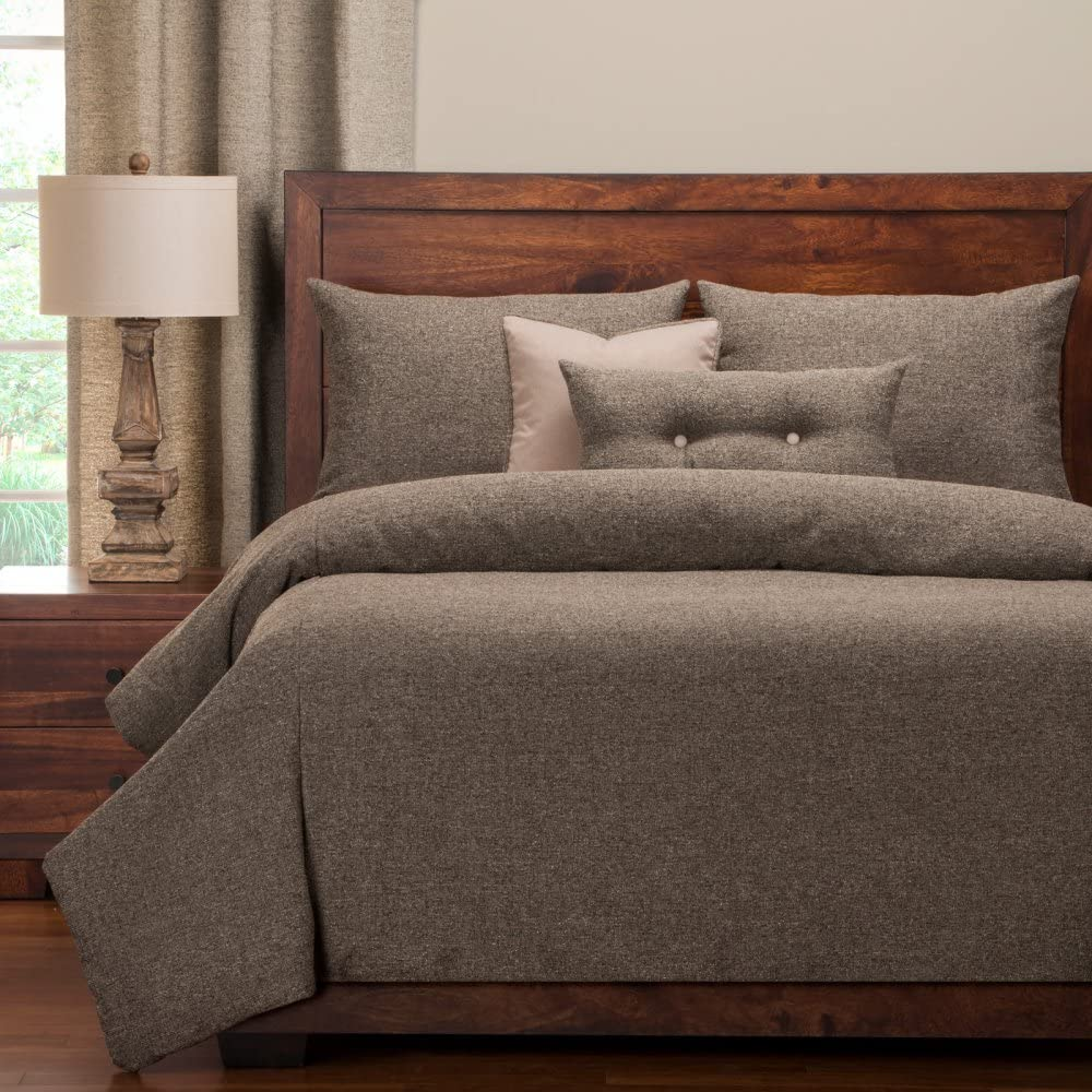 PoloGear Belmont Greystone Luxury Today's only 6-Piece Duvet Brown- Set Ranking TOP7 Cover