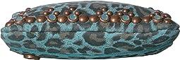 Turquoise Leopard