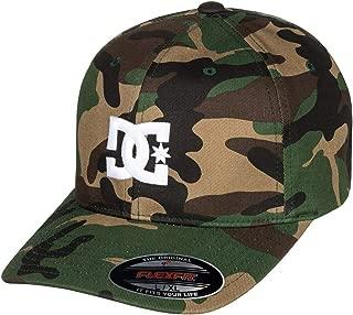 DC Shoes Cap Star 2 - قبعة Flexfit® للرجال - قبعة Flexfit® - للرجال - أخضر