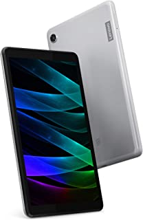 Lenovo Tab M7 7 Inch HD Tablet – (Quad Core 1.3 GHz, 1 GB RAM, 16 GB eMMC, Android Pie) – Platinum Grey