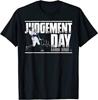 Aaron Judge Judgement Day T-Shirt - Apparel