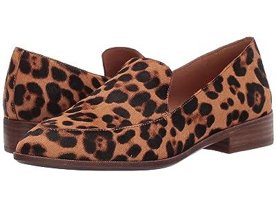 Madewell Frances Loafer (Truffle Multi Leopard) Women