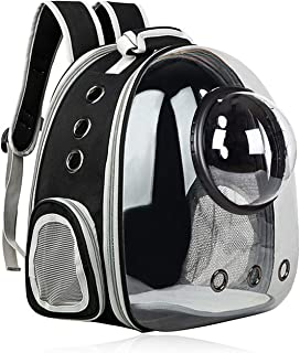 AJY Pet Carrier Back Pack for Travel, Hiking, Walking & Outdoor Use