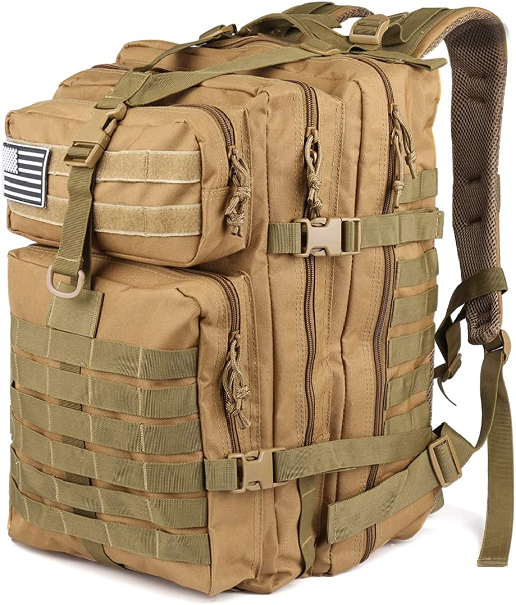 ROARING FIRE National uniform free shipping Tactical Backpack Army Arlington Mall Assault Backpac Molle Pack