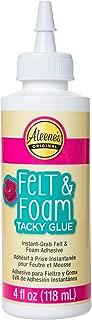 Best felt and foam tacky glue Reviews