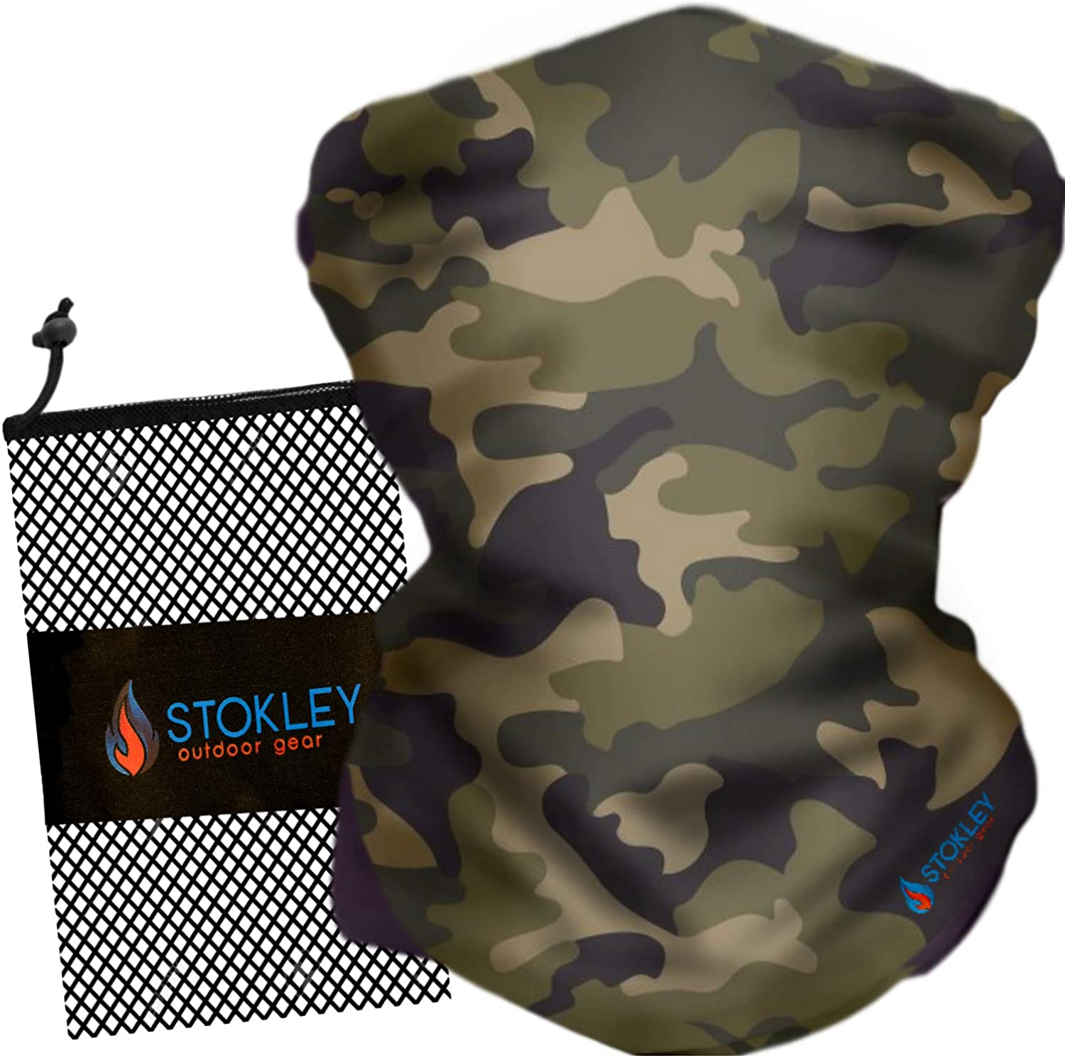 Stokley Outdoor Gear Ultra Comfortable Cooling Neck Gaiter Face